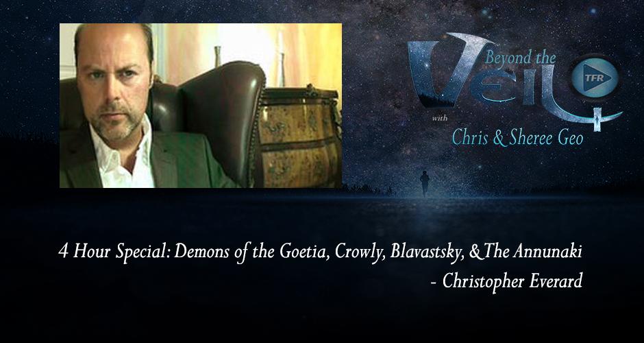 #566 Demons of the Goetia, Crowley, Blavatsky, and the Annunaki
