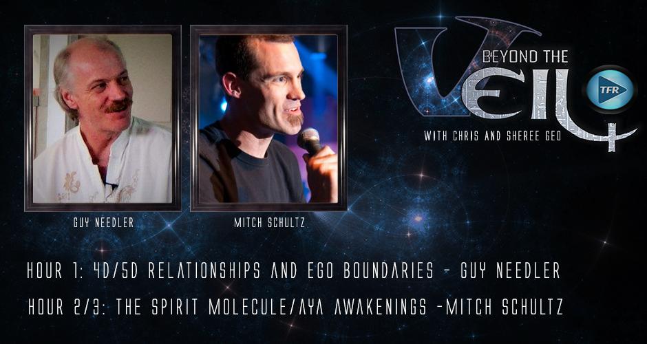 #579 The Spirit Molecule and Aya Awakenings with Mitch Schultz