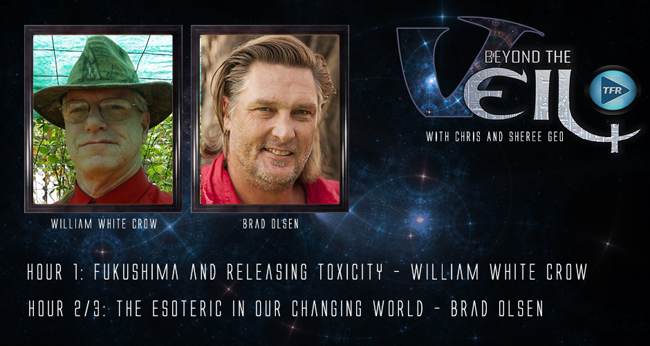 #582 The Esoteric in Our Changing World with Brad Olsen
