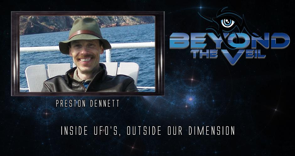 #604 Inside UFO's, Outside Our Dimension with Preston Dennett
