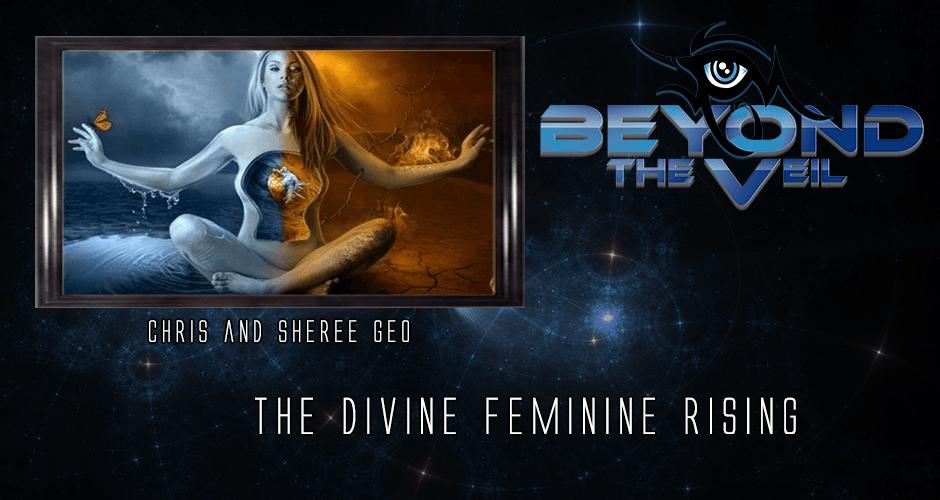 #611 The Divine Feminine Rising